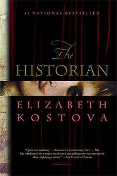 """""""The Historian"""" by Elizabeth Kostova   IndieBound"""