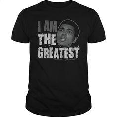 Muhammad Ali I Am The Greatest T Shirt, Hoodie, Sweatshirts - shirt #shirt #teeshirt