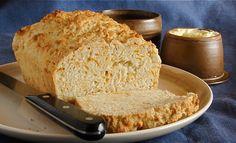 Colby-Jack Beer Bread