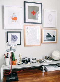 The Snug New Jersey Home of an Imaginative Duo | Design*Sponge