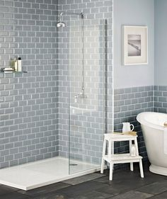 Chartwell™ Blue Tile