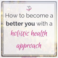 How To Become A Better You With A Holistic Health Approach  Today is Monday and in other words it's new blog day on Debbie in Shape. It's the start of a new series to help you get clarity on your goals for 2016 and beyond. And do you want for yourself? What you don't want?  Download today my 4 questions for goal clarity! Direct link on my bio.  #inspiration #motivation #resolutions #resolutions2016