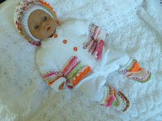 SALE: Complete set for early baby 18 doll or reborn. Etsy Seller, Dolls, Baby, Baby Dolls, Doll, Infants, Baby Humor, Babies, Infant