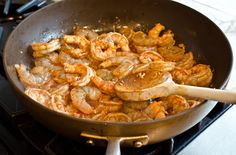 ginger, garlic & chili marinade/sauce.  need to try w/ shrimp.  made w/ chicken & it was too salty, but good flavor.