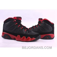 premium selection 0ae30 9c35a Big Discount Air Jordan Retro 9 Shoes Black Red W6hdE Air Jordan Retro 9,  Air