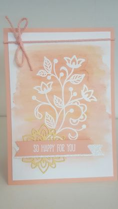 Stampin Up Flourishing Phrases