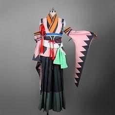 Cosplay Costume Inspired by Hakuoki 2010 Calendar Yukimura Chizuru
