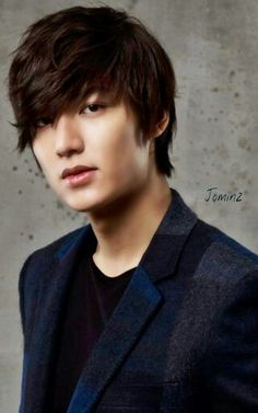 Lee Min Ho: I have watched nearly everything he acts in that is available on Netflix. I may end up speaking Korean.
