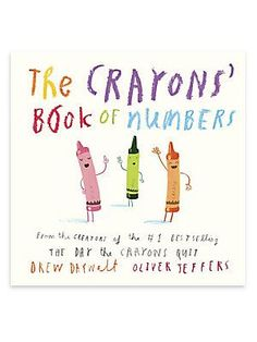 Penguin Random House The Crayons' Book of Numbers - No Color