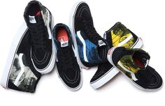 #Vans #Supreme #BruceLee collection #Sneakers