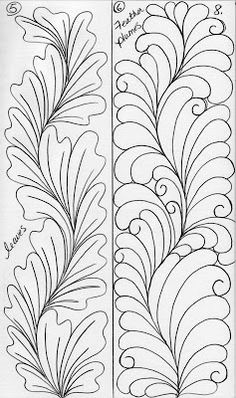 LuAnn Kessi: Sketch Book......Vine Designs