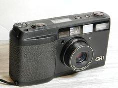 Ricoh GR1. A more affordable alternative to the GR21. Nice 28mm lens.