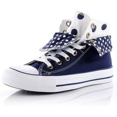 Converse All Star 2 Fold ($73) ❤ liked on Polyvore