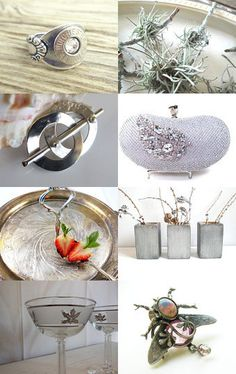 Silver Sunday by Jacquelyn Jones on Etsy--Pinned with TreasuryPin.com