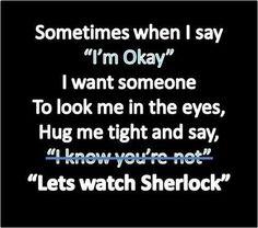 Sherlock is all we need