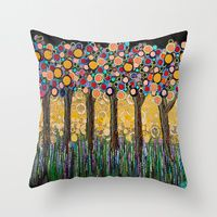 Beautiful Art Pillows by Gale Storm