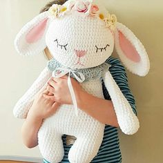 Mia the little bunny pattern