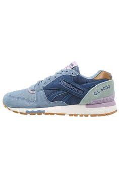 GL 6000 FLEUR - Sneakers laag - blue/sage/grey/chalk