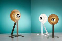 RANDOGNE table lamp by Philippe Cramer
