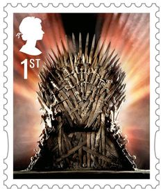 Royal Mail releases Game of Thrones stamp set – in pictures