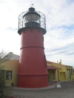 Punta Delgada lighthouse [1905 - Península Valdes, Chubut, Argentina]