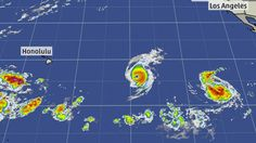 August 5, 2014. Double trouble: Hawaii Threatened By Back-to-Back Tropical Cyclones: Iselle, Then Julio - weather.com