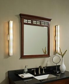 Bathroom Sconce Lighting Icicle Wand Sconce Boyd Lighting - Master bathroom sconces