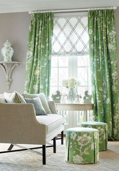 In the Green Room: Art, Home and Furniture | ZsaZsa Bellagio - Like No Other