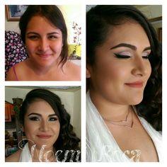 Maquillaje novia de dia