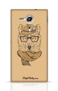 Mr. Fox Sony Xperia SP Phone Case