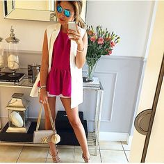 #bluzka z baskinka 36#mintlabel #mint_label #look #outfit #hifashion #histyle #instafollow #streetfashion #