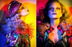 eniko-mihalik-w-mag #color #editorial #fashion