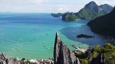 See related links to what you are looking for. Palawan Island, El Nido Palawan, Around The World In 80 Days, Around The Worlds, Philippines Tourism, Philippine Holidays, Exotic Beaches, Beach Holiday