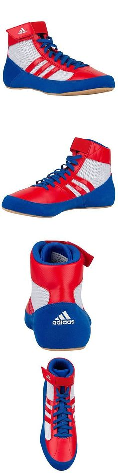 Shoes and Footwear 73989  New Mens Adidas Hvc Boxing Shoes Mid-Top Size  38bc7b728