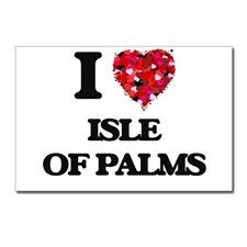 I love Isle Of Palms Sout Postcards (Package of 8) for