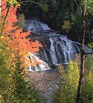 Iron County Waterfalls