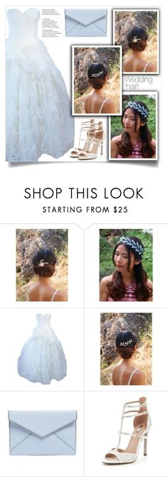 """""""Empire dreams!"""" by samra-bv ❤ liked on Polyvore featuring Vera Wang, Rebecca Minkoff, Carvela and vintage"""