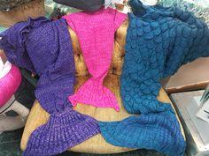 Mermaid blankets! #mermaidblanket #thecaptainsmermaid #mermaidboutique #keywest