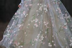 Madame Alexander Cissy Gown #2282 with Crispy Tag - Gown Only!