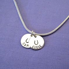 Jewelry For the Horse Lover - Personalized with your horses' names :)