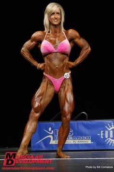Hot Rod Anglican: Interview with Bodybuilder Sherri Gray