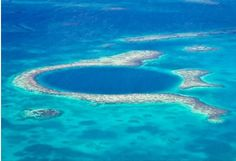 The Belize Barrier Reef, part of the larger Mesoamerican Barrier Reef, stretches for almost 200 miles. Here's some of the best scuba diving in Belize. Great Blue Hole, Diving World, Belize City, Best Scuba Diving, Belize Travel, Belize Vacations, Jungles, Am Meer, Beautiful Places In The World