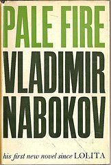 Pale Fire by Vladamir Nabokov #49BooksofExile