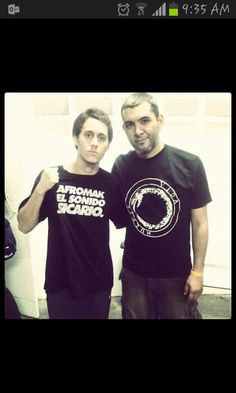 Canserbero y afromak