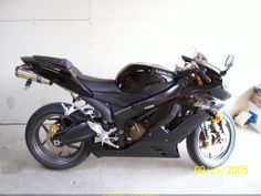 2006 Kawasaki ZX-6R Ninja with Two Brothers Exhaust