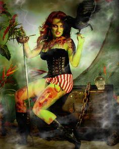 Zombie Pirate!!!