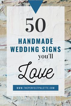 Are you still looking forthe perfect wedding signagefor your upcoming wedding day? Love the idea of welcoming your wedding guests in style? But not sure how to get the look you're envisioning? Well, get excited because we've gathered up 50 Weddings Signs that you're sure to love! Creative Wedding Inspiration, Wedding Signage, Get Excited, Handmade Wedding, Be Yourself Quotes, Event Design, Perfect Wedding, Wedding Colors, Real Weddings