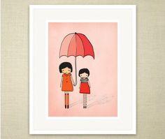 little one's umbrella