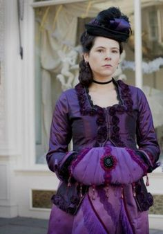 BBC One - Season Two - The Paradise. The vindictiveness of her new husband are making it more difficult everyday for Katherine to go about with the appearance of all being well. Her face betrays her.