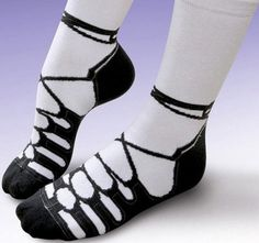 Irish Dance Socks -- so incredibly cute